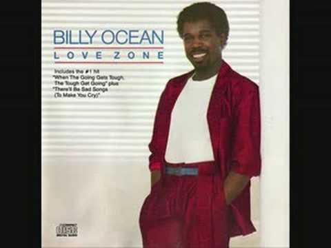 Billy Ocean - Never Too Late To Try