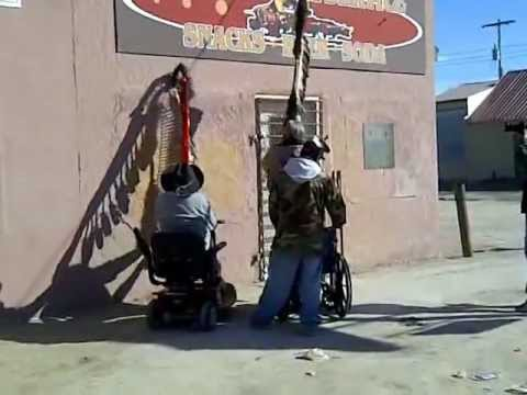 "Oglala Lakota Sioux ""Count Coup"" on Border Town Liquor ..."