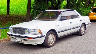 1988 Toyota Crown Royal Saloon (USA Import) Japan Auction Purchase Review