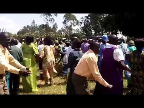 First ever Aringa New Testament  Video 2