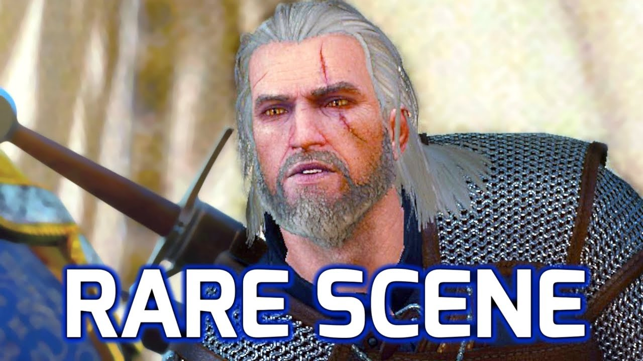 Witcher 3 [Rare Scene]: What Happens if You Seek the Duchess at Night? thumbnail