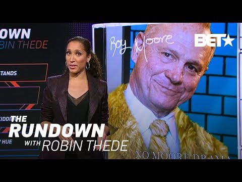 No Moore Drama   The Rundown With Robin Thede