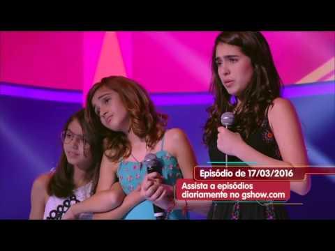 The Voice Kids Web - Ivete Sangalo recebe recadinhos dos seus kids
