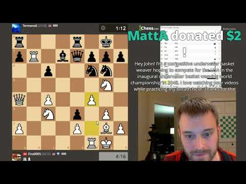 Playing Viewers! 5+5 Blitz [Apr. 8, 2018]