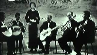 Maria Teresa de Noronha - ( Guitarras Raul Nery )  - Fado Corrido (Joao da Silva Tavares)