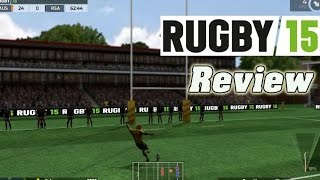 Rugby 15 video review