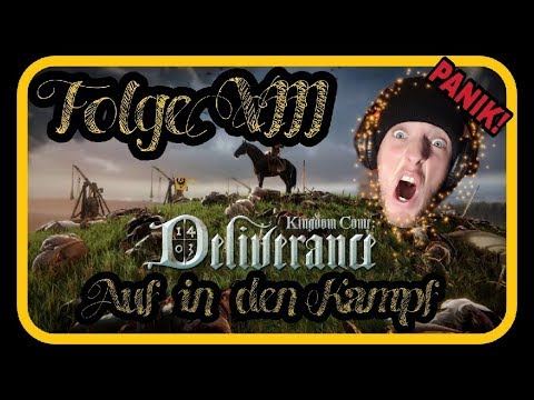 Kingdom Come Deliverance - AUF IN DEN KAMPF! # 008 (PANIK IM WALD)