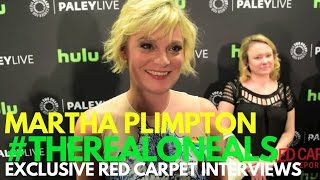 Martha Plimpton at Paley Center Event: The Real O'Neals Cast S2 Premiere #NationalComingOutDay