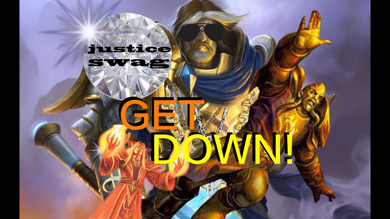 GET DOWN! [Hearthstone Song] - YouTube