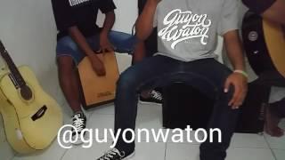 Download lagu @GuyonWaton - ada aku disini ( cover ) dhyo haw