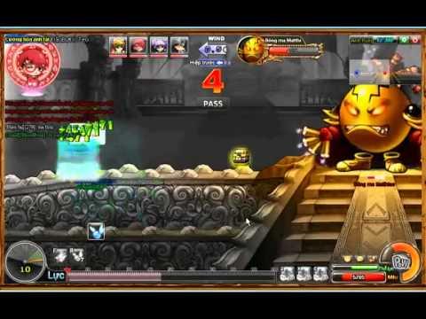 Màn chơi game Gunny online có một không ba =)