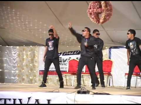 Heilala Festival 2012 Hip Hop Group.