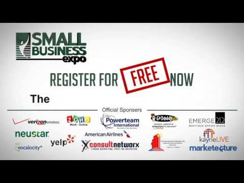 Dallas Convention Center | The Small Business Expo | Best Business Networking Event