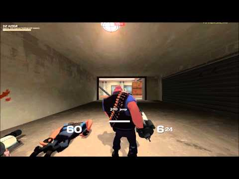 Team Fortress 2 - Headshot Animations (with Custom Stuff Attached!)