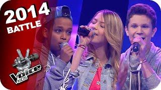 Duran Duran - Ordinary World (Danyiom/Lukas/Michele)   The Voice Kids 2014   Battles   SAT.1