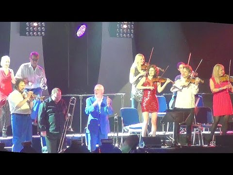 JAMES LAST - Orange Blossom Special (Last Tour 2015 - Live Concert in Stuttgart - Porsche Arena)
