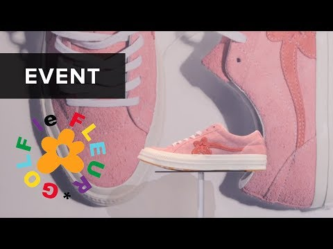 Converse x Golf Le Fleur Release Party w/ Karlo, Konex