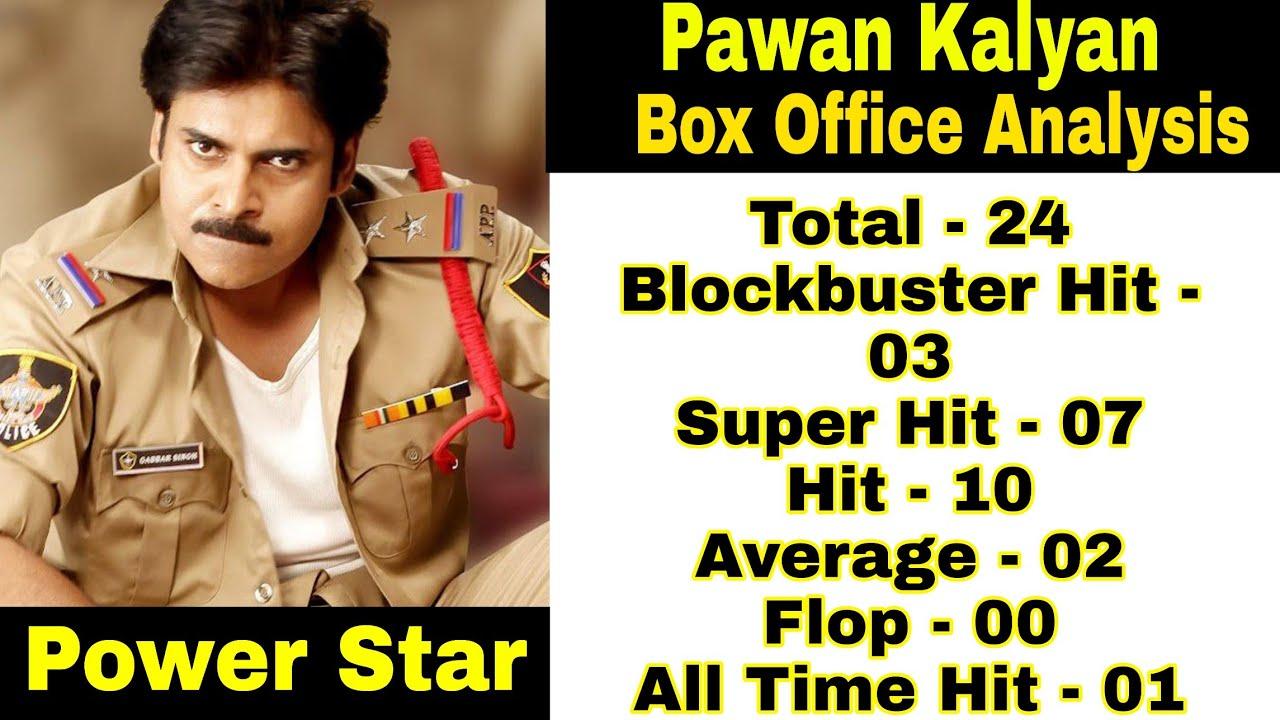 Pawan kalyan latest hit or flop movie list | pawan kalyan ...