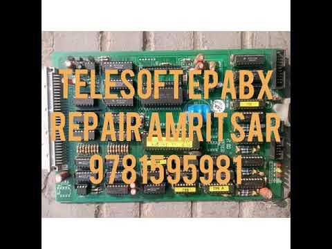 Telesoft EPABX repair Amritsar 9781595981