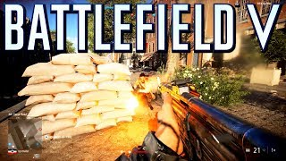 Battlefield 5: Ultra Settings on GeForce RTX 2080 Ti (Battlefield V Multiplayer Gameplay)