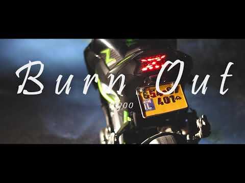 HOW TO BURNOUT LIKE A PRO - Kawasaki Z900