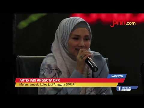 Dikabarkan Lolos ke DPR, Mulan Jameela Bercerita soal Doa Makbul