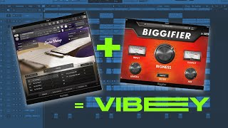 HOW TO MAKE SIMPLE BUT FIRE, VIBEY GUITAR BEATS!!