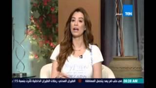 مذيعة ten: «معدلات الطلاق في مصر وصلت 40%» (فيديو)