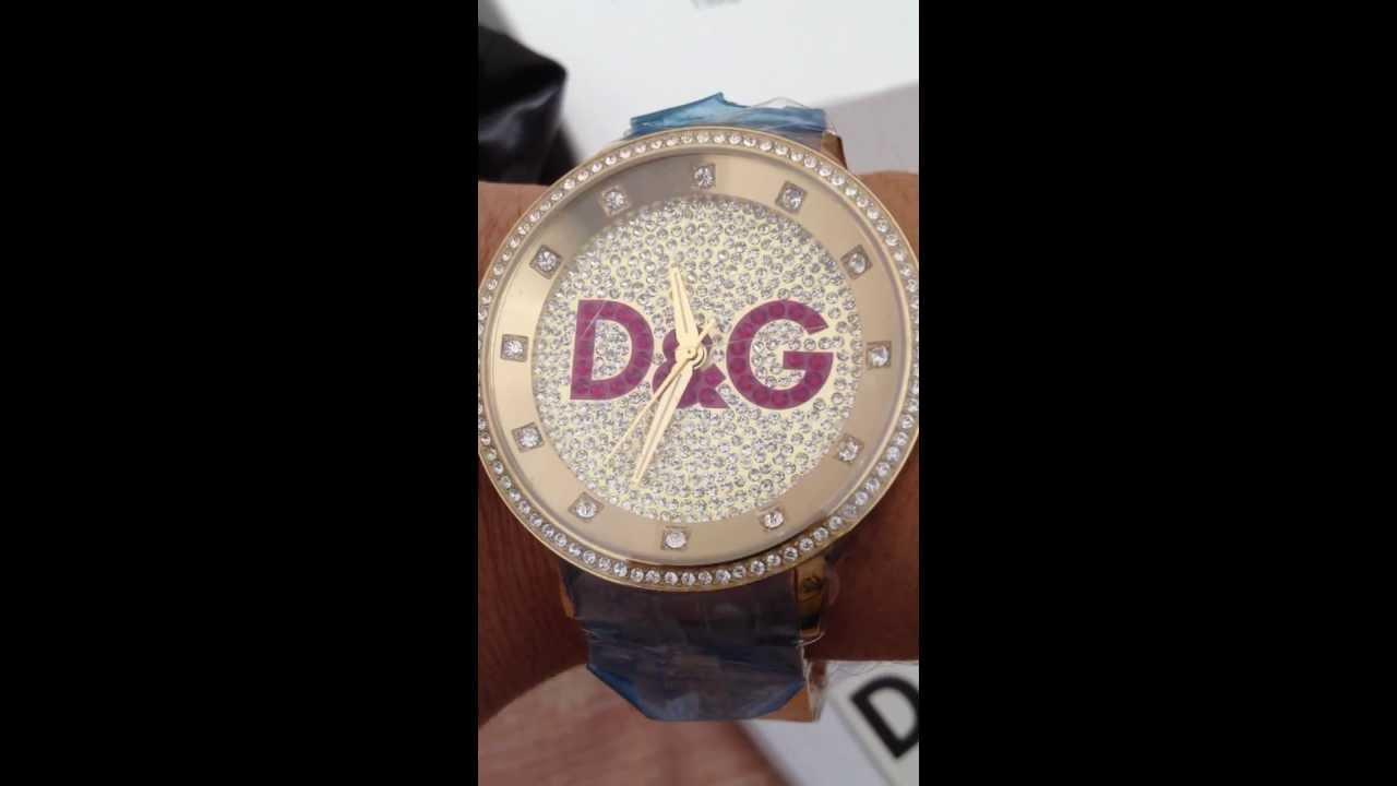 c37498a9ddd D G Dolce   Gabbana Relógio DW0377 Loja Bela Grife - YouTube