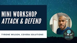 Mini Workshop: Attack & Defend