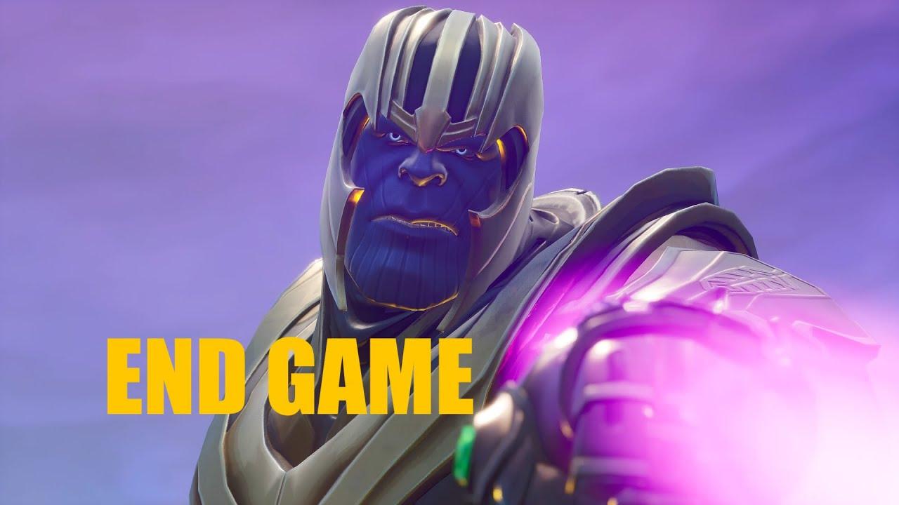 Download END GAME (Fortnite Short Film S1:E7)