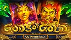 Gods of Gold: Infinireels™ - NetEnt