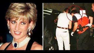 Últimas y desgarradoras palabras de la princesa Diana reveladas por el bombero que intentó salvarla