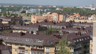 город Клин Московской области