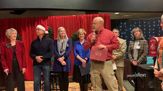 Kind Defined Festival of Trees Ribbon Cutting