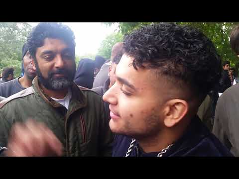 New * Speakers Corner Br Abdul hamid vs Confused Peter