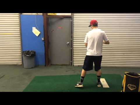 Wes Parker - RHP - Currituck County High School - Class of 2016 - Pitching Video 1