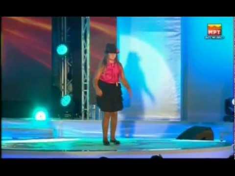Sara Hristova - Ohrid fest - Cunga Lunga 2013
