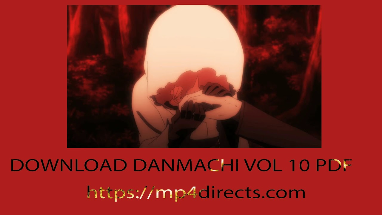 Danmachi Light Novel Pdf