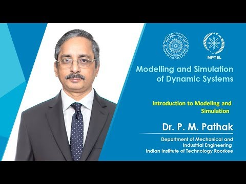 Lecture 01-Modelling and Simulation of Dynamic Systems