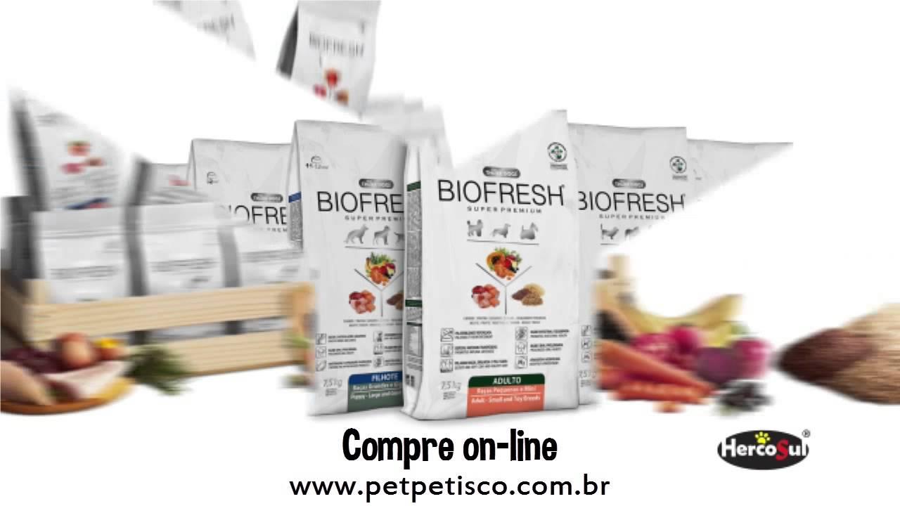 Comercial Biofresh Youtube