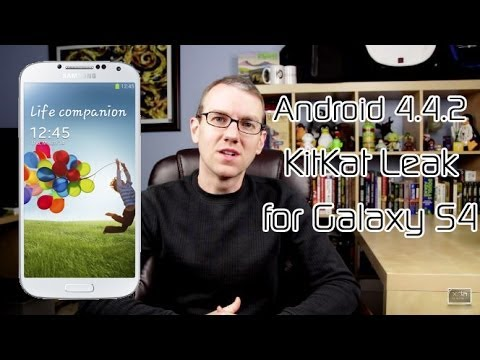 Android 4.4.2 KitKat Leak for Galaxy S4 GT-I9505, Open Source Android Device Manager