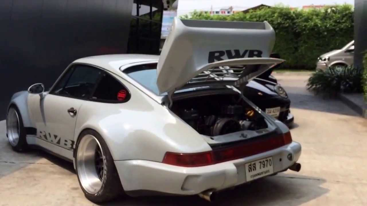 Rwb Thailand Factory Youtube