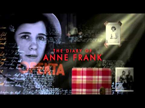 The Diary of Anne Frank - The Kiss (Charlie Mole)