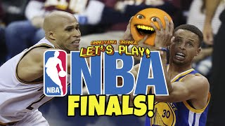 Annoying Orange Plays - NBA Mobile Finals
