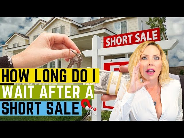 How Long Do I Wait After A Short Sale | Upland | Rancho Cucamonga | Fontana