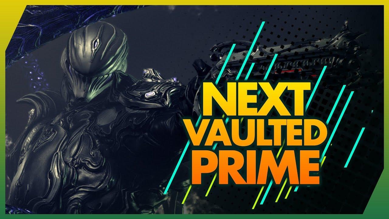 Warframe: Next Prime Frame & Weapons To Be Vaulted After Oberon Vault –  Prime Vaults