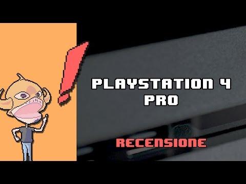 "Una Recensione di ""Playstation 4 Pro"""