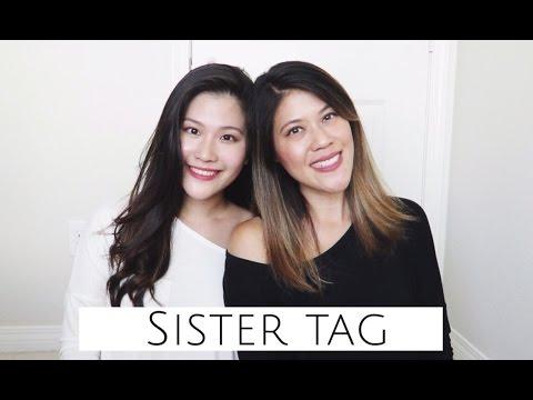 姐妹快問快答|Sister tag //Tiffany