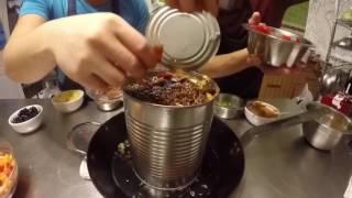 How to make Trashcan Nachos